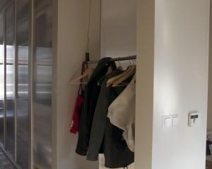 Kastenwand/ garderobe